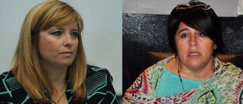 """UTELPA Santa Rosa le pidió a la ministra Evangelista """"un paso al costado"""""""