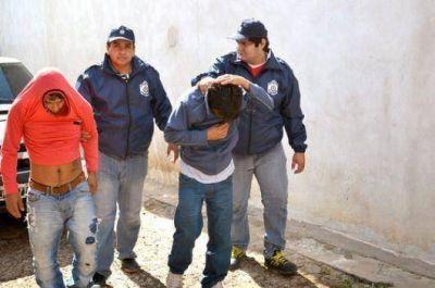 Padre e hijos, detenidos por el crimen de Encinas