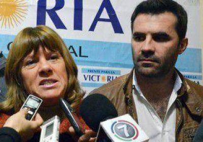 Nanci Parrilli y Martínez conducirán el PJ neuquino