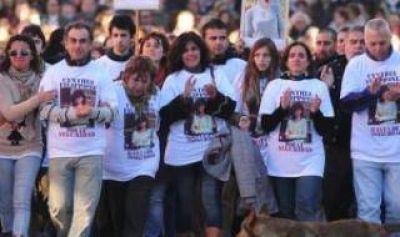 Villa Gesell: Multitudinaria marcha para pedir justicia por el crimen de Cynthia Filippone