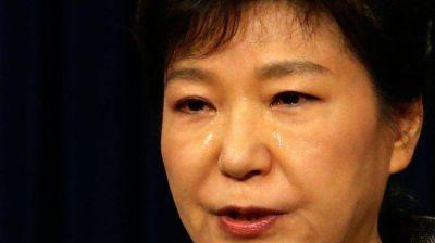 Ferry: la Presidente surcoreana pidió perdón llorando en la TV