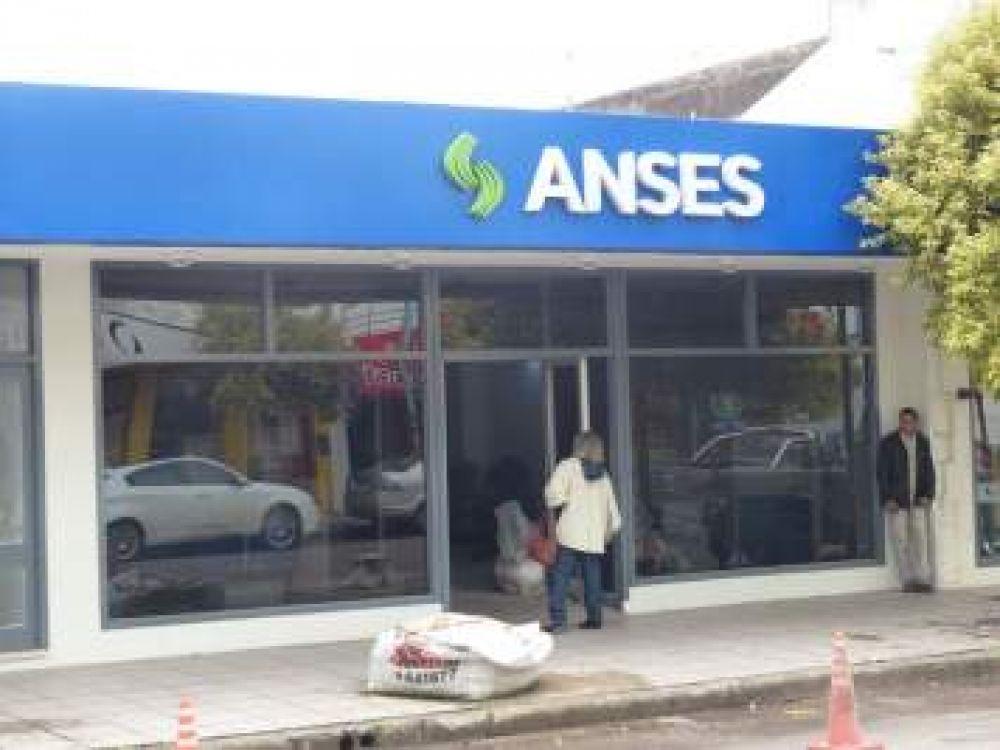 Facundo Celasco nueva sede de ANSES: