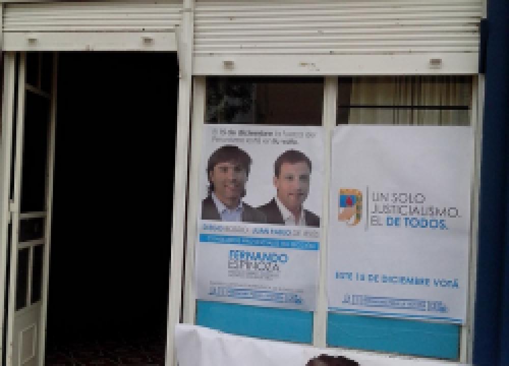 San Cayetano: EL PJ ABRE SUS PUERTAS DE LUNES A VIERNES