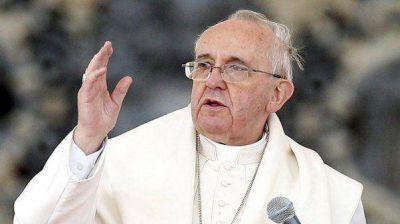 Desde Roma, el papa Francisco ordena a la Iglesia argentina