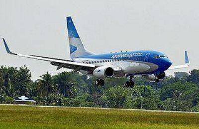 Turismo: Aerolíneas volará de Jujuy a Lima