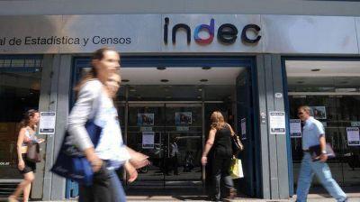 Según el Indec, la tasa de empleo es la más baja en 5 años y no se crean nuevos puestos