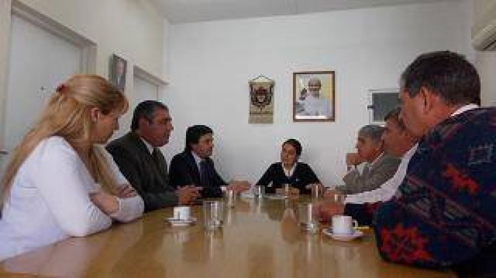 Firmaron convenio de cooperación en la Capital