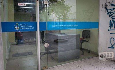 La desocupación afecta a 27 mil personas en Mar del Plata