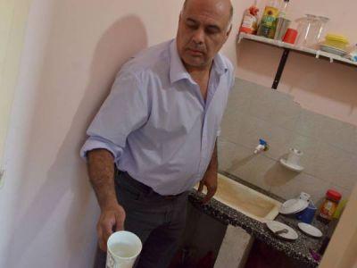Nogolí: el Municipio trabaja para solucionar el problema del agua