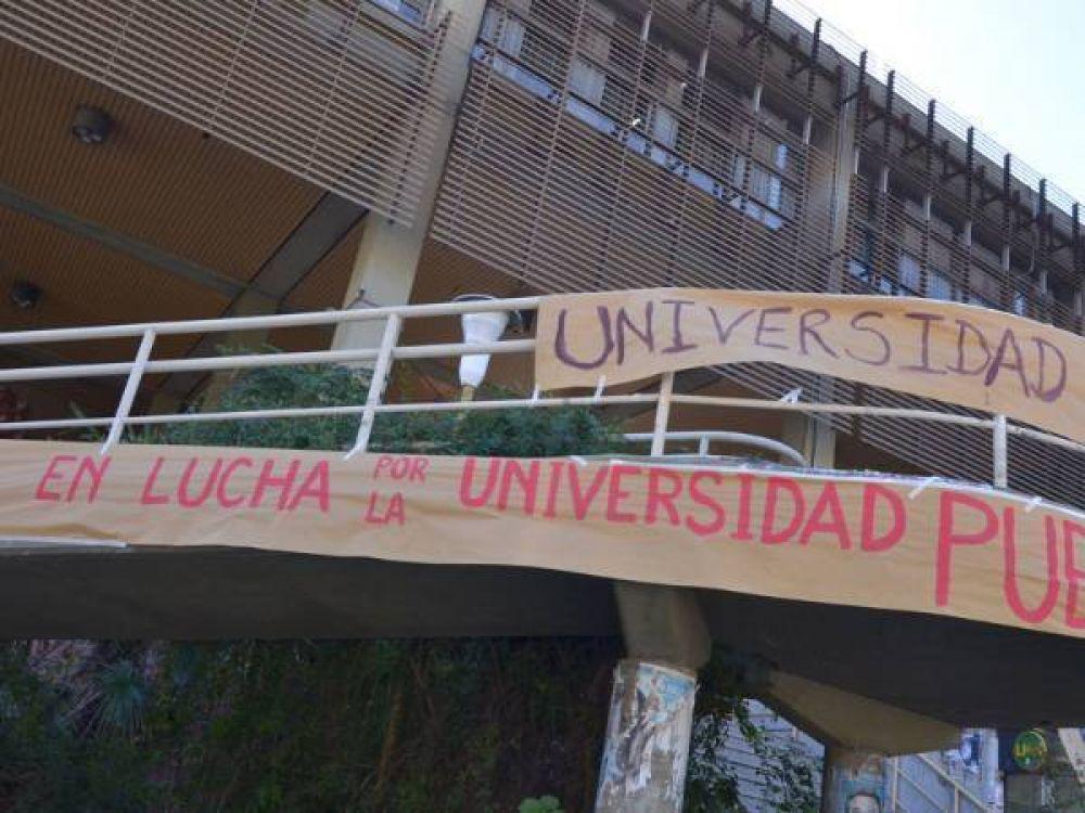 Los docentes de la UNSL paran por 72 horas a partir de este martes