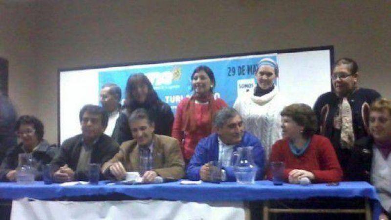 Tucumán presentó la lista 1 Germán Abdala para a las elecciones del 29 de mayo