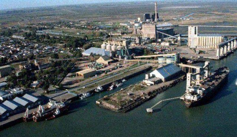 Paralizan el puerto de Bahía Blanca en apoyo a los buques marplatenses de arrastre