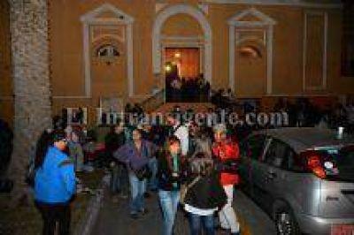 Salta: Diputados conformó la comisión especial sobre cuestión de privilegio a Claudio Del Plá
