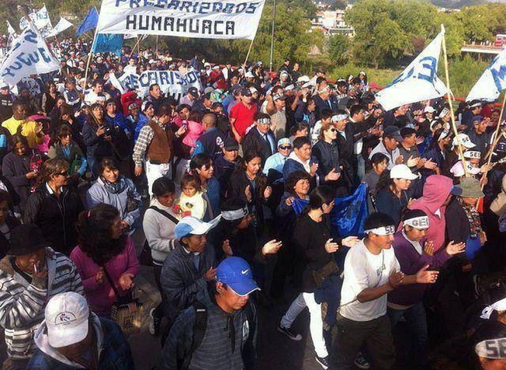 Por precarizados, el SEOM Jujuy emplazó al Gobierno