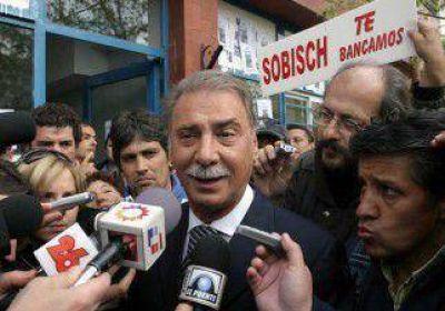 Zona liberada: otro revés en tribunales para Sobisch