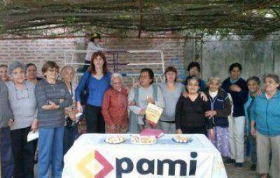 Los servicios de PAMI llegan a los barrios de Resistencia