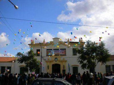 Se celebró el acto oficial del centenario del Colegio Nacional