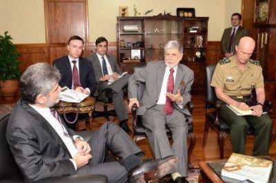 Brasil renovó su apoyo al reclamo argentino sobre las Islas Malvinas