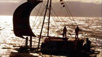 """A 30 años de la Expedición """"Atlántis 84"""", una emblemática proeza argentina"""