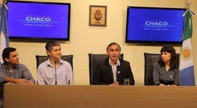 """Soto minimizó el efecto del paro docente: """"En el Chaco hay clases"""""""