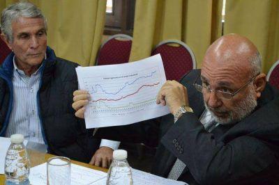 Dario Hernández y Abelardo Ferrán cruzaron furiosos insultos en una comisión
