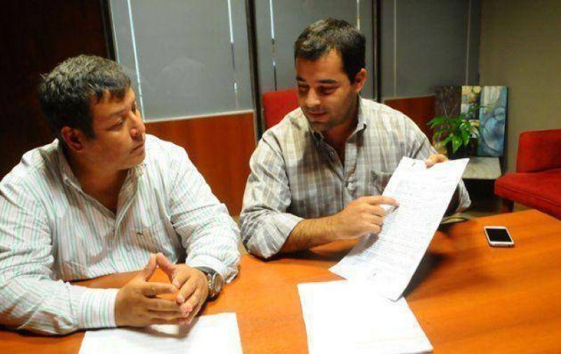 El gobierno responsabilizó a Niz por irregularidades en el hotel de UPCP