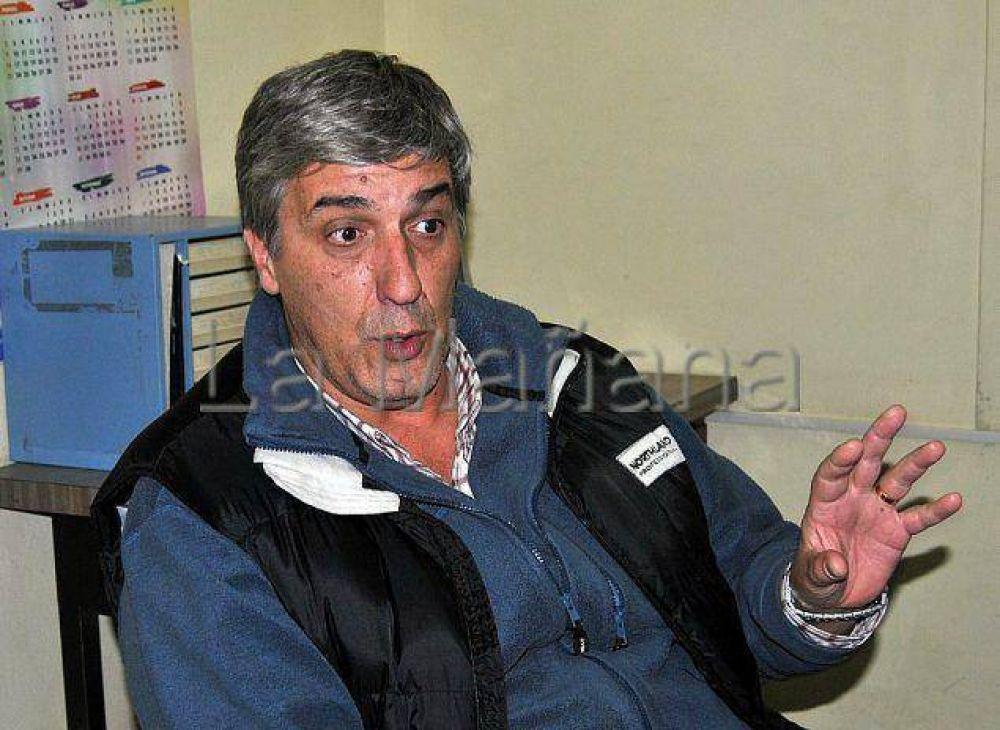 """""""La transparencia en el ejercicio es algo que no está en duda"""", indicó el edil Marcos Ibarra Davel"""