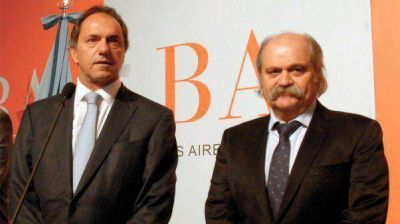 Scioli presentará un balance por la emergencia en seguridad