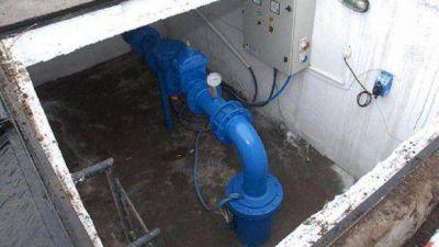 Un nuevo pozo optimiza el servicio de distribución de agua en varios barrios
