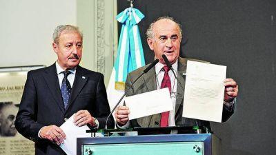 """El Gobierno difundió una carta del Papa que resultó """"trucha"""""""