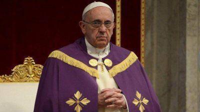 Cómo será la agenda del Papa en Tierra Santa