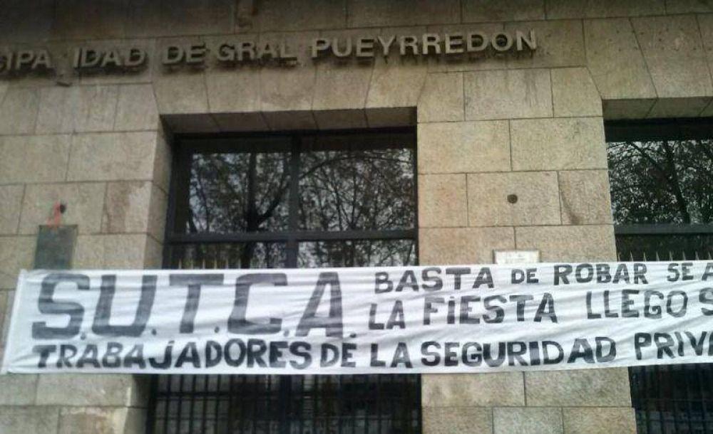 """Acusan al Municipio de contratar cooperativas """"truchas"""" de seguridad"""