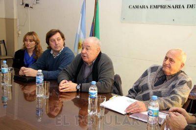 Comerciantes explicaron rechazo a llegada de Samid