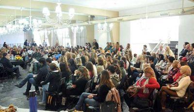 Dirigentes locales participaron del encuentro 'Mujeres en +A'