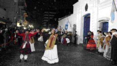Tucumán esperará el 25 de Mayo con una vigilia en la Casa Histórica