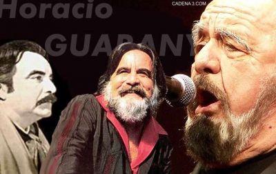 Horacio Guarany dijo que
