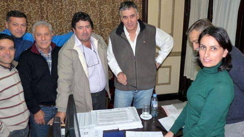 Municipales: la Festram presentó su lista para el Iosper