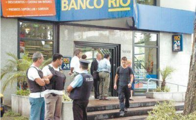 A ocho años del golpe al Banco Río el destino del botín es un misterio
