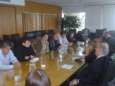 La CGT Mar del Plata le pidió a Tomada que la Nación intervenga para reactivar el Puerto