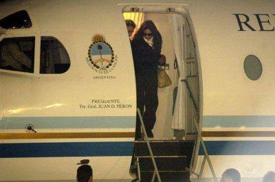 Fin de un misterio: el hematoma de la Presidenta se produjo en el 'Tango 01'