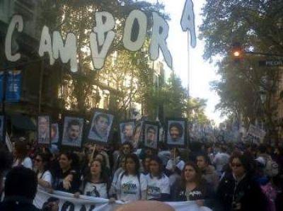 La Cámpora Dolores presente en Plaza de Mayo