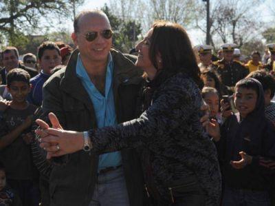 En el aniversario de la Revolución de Mayo, Nación y municipio celebraron la buena sintonía