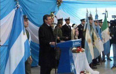 El Chaco celebró el 204º aniversario de la Revolución de Mayo en Villa Berthet