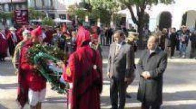 La ciudad de Salta celebró ayer los 204 años de la Revolución de Mayo