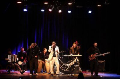 La JP Néstor Kirchner realizó un festival de música a beneficio de comedores comunitarios