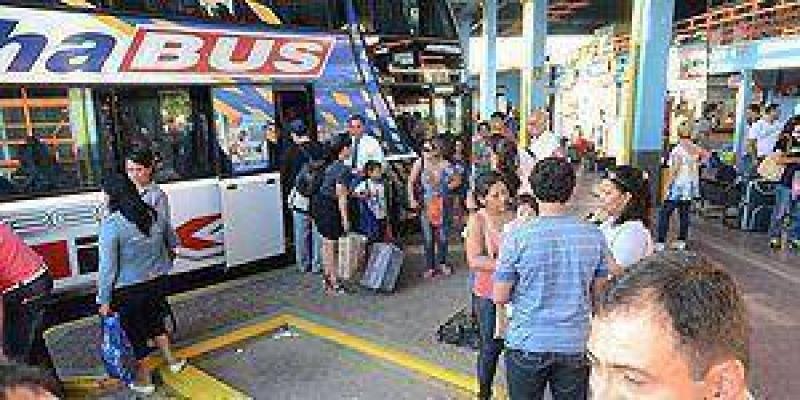 La medida afectará el transporte público