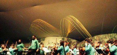 Se inició una nueva edición del multicultural Iguazú en Concierto