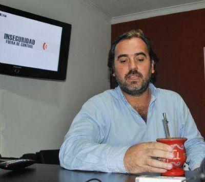 Giri presentó proyecto de inhibidor de celulares que se usen desde el Penal de Batán