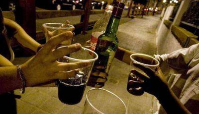 Sancionan a kioscos y pubs por la venta de alcohol a menores