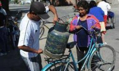 La garrafa social se comienza a vender en los centros vecinales
